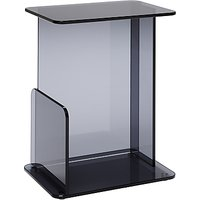 Matthew Hilton for Case Lucent Small Side Table, Smoke