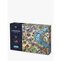 Gibsons London Landmarks Jigsaw Puzzle, 1000 Pieces