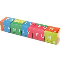 Talking Tables Family Fun Trivia and Games