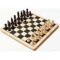 John Lewis Chess & Draughts Game