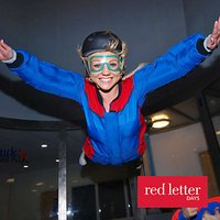 Red Letter Days Introduction to Indoor Skydiving