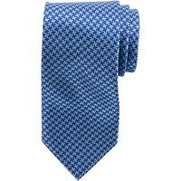 John Lewis Puppytooth Silk Tie