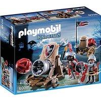 Playmobil Knights Hawk Knights` Battle Cannon