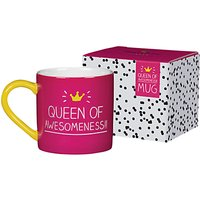 Happy Jackson Queen Of Awesome Mug