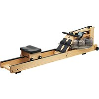 WaterRower Rowing Machine with S4 Performance Monitor, Oak Includes Accessory Pack