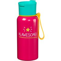 Happy Jackson H2 Awesome Water Bottle, 600ml