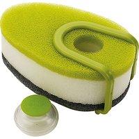 Joseph Joseph Soapy-Sponge Soap Dispensing Sponge, Pack of 3