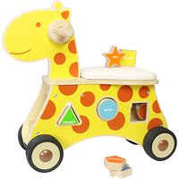 Baby Ride-On Giraffe Shape Sorter