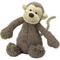 Jellycat Bashful Monkey Soft Toy, Huge