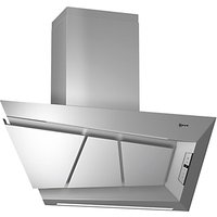 Neff D99L20N0GB Chimney Cooker Hood, Stainless Steel