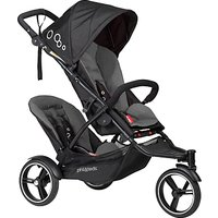 Phil & Teds Dot Pushchair, Graphite