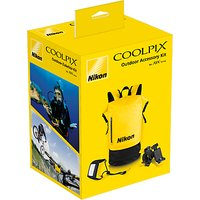 Nikon COOLPIX AW130 Outdoor Accessory Kit