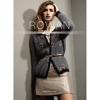 Rowan Studio Mohair Haze Womens Knitting Pattern Brochure
