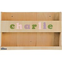 Tidy Books Personalised Baby Buddy, Natural