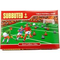 Subbuteo Retro Table Football Game