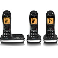 BT 7610 Digital Cordless Phone with Nuisance Call Blocker & Answering Machine, Trio DECT