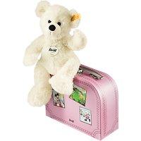 Steiff Lotte Teddy Bear in a Suitcase