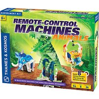Thames & Kosmos Remote Control Animal Machines Engineering Kit
