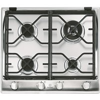Indesit IP641SCIX Prime Built-In Gas Hob, Stainless Steel