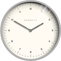 Newgate Mr Turner Wall Clock, Dia. 45cm