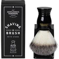 Gentlemens Hardware Shaving Brush and Stand