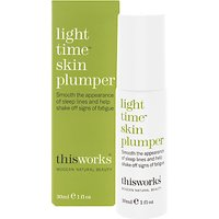 This Works Light Time Skin Plumper, 30ml
