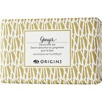 Origins Ginger Savory Bath Bar, 200g