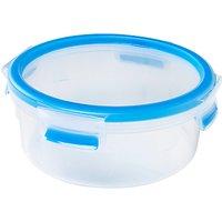 Zyliss Fresh Plastic Round Food Storage, 0.85L