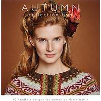 Rowan Autumn Collection by Marie Wallin Knitting Pattern Book
