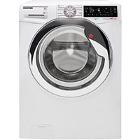 Hoover Dynamic Wizard DWT L68AIW3/1 Freestanding Wi-Fi Washing Machine, 8kg Load, A+++ Energy Rating, 1600rpm Spin, White