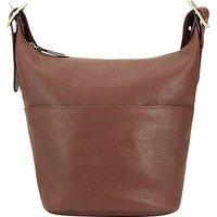 John Lewis Kepley Leather Shoulder Bag