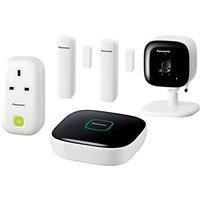 Panasonic Smart Home Monitoring and Control Kit
