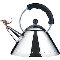 Alessi Tea Rex Hob Kettle with Dragon Whistle