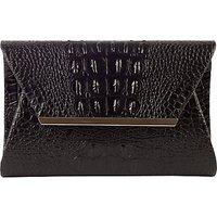 Chesca Moc Croc Bag, Black