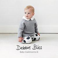Debbie Bliss Baby Cashmerino 6 Knitting Book