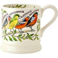 Emma Bridgewater Garden Birds Half Pint Mug, Multi, 300ml