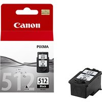 Canon PIXMA PG-512 Black Ink Cartridge
