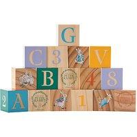 Beatrix Potter Peter Rabbit Wooden Picture Blocks Set, 16 Pieces