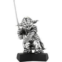 Royal Selangor Star Wars Yoda Figurine