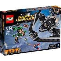 Lego Super Heroes Dc Comics Sky High Battle