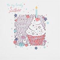Paperlink Sister Birthday Card