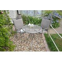 LG Outdoor Richmond Tea For 2 Highback Dining Set