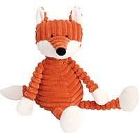 Jellycat Cordy Roy Fox Baby Soft Toy, Red