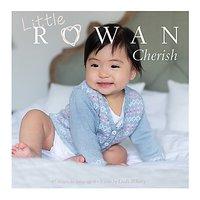Rowan Cherish Baby Knitting Pattern Brochure, 196