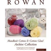 Rowan Handknit Cotton Pattern Brochure