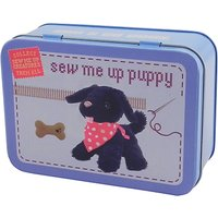 Apples To Pears Sew Me Up Puppy Sewing Kit, Black