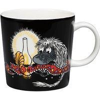 Iittala Ancestor Moomin Mug, Black