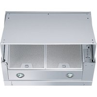 Miele DA186 Integrated Cooker Hood, Stainless Steel