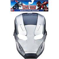 The Avengers War Machine Mask