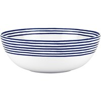 Kate Spade New York Charlotte Street Serving Bowl, White/blue, Dia.28cm